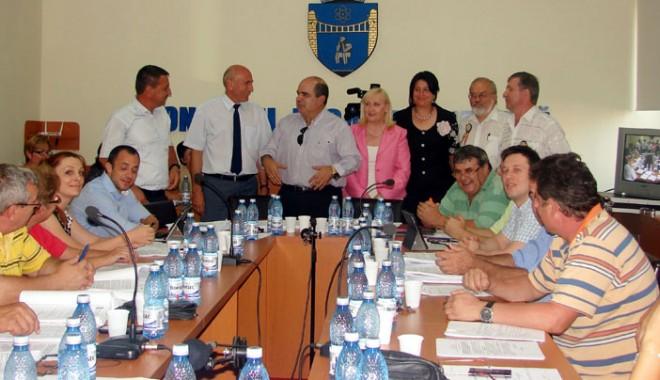 Delegație UNESCO,  în vizită la Primăria Cernavodă - cernavoda1-1373291093.jpg