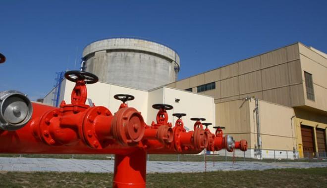 Foto: Unitatea 1 a Centralei de la Cernavodă a fost reconectată la Sistemul Energetic Naţional