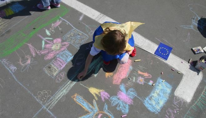 Foto: Cum se vor distra copiii din centrele de plasament de ziua lor