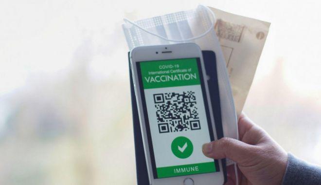 """Certificatul verde"", disponibil din iulie - certificatulverde-1620755157.jpg"