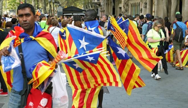 Foto: Ce spune primarul Barcelonei despre independenţa Cataloniei