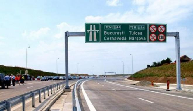 Foto: Ce strategie are USL privind construcţia de autostrăzi