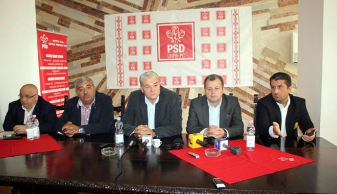 Foto: Ce strategie de campanie au pesediştii constănţeni pentru Victor Ponta