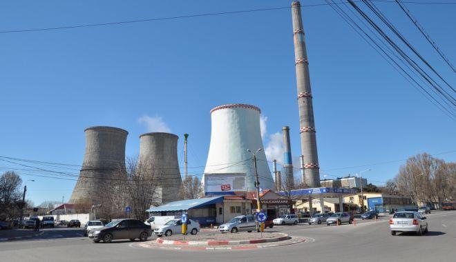 Foto: Avarie CET. Zona Dacia a rămas fără apă caldă