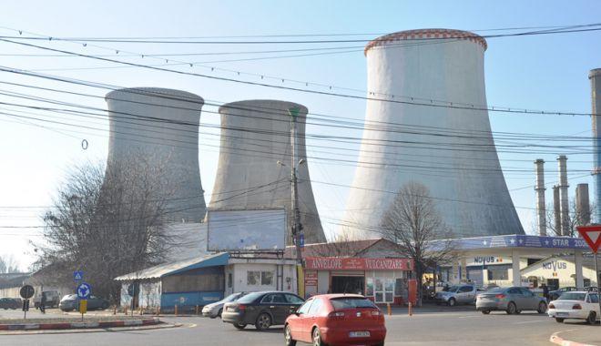 Foto: Avarie CET. Centrul Constanţei şi Peninsula au rămas fără apă caldă