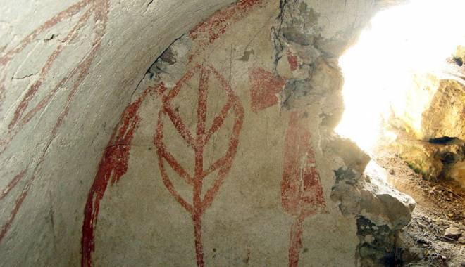 Foto: Din istoria Constanţei. Cetatea din scripte, ascunsă turiştilor