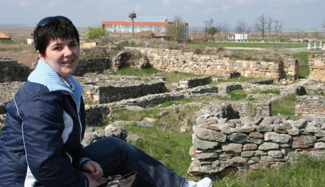 GALERIE FOTO. Georgiana Voineagu, o viață dedicată presei - cetateahistriagf21-1466937273.jpg