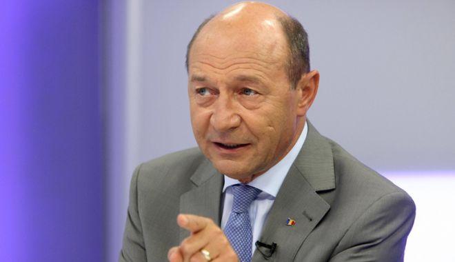 Foto: Ce va face Traian Băsescu după ce își termină mandatul de senator