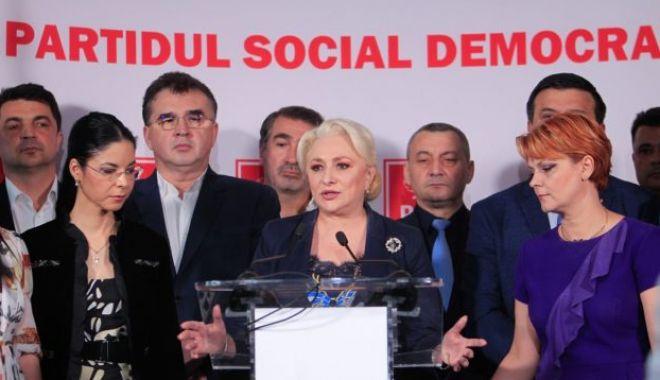 Foto: CExN al PSD a decis ca partidul să aibă un candidat propriu la prezidenţiale