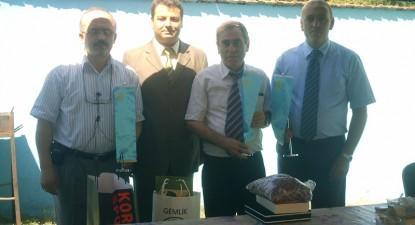 Foto: Oaspeţi din Gemlik, în vizită la UDTTMR Medgidia