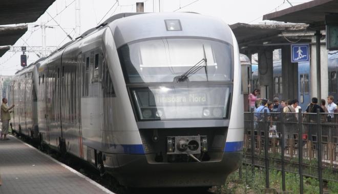 Foto: CFR Călători suplimentează trenurile, de Paşte