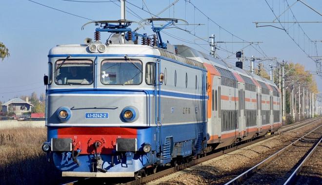 Foto: Călătoriţi cu trenul în această perioadă? Iată ce trebuie să ştiţi