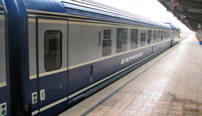 Foto: De astăzi, cu trenul în Grecia