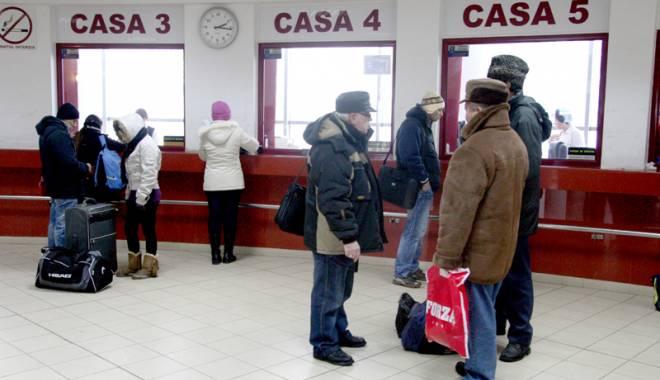 Foto: Atenţie, se modifică mersul trenurilor la Constanţa!