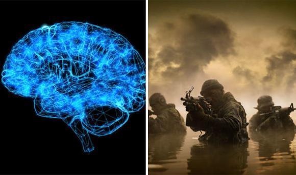 Foto: Implantul cerebral care anunță armata viitorului