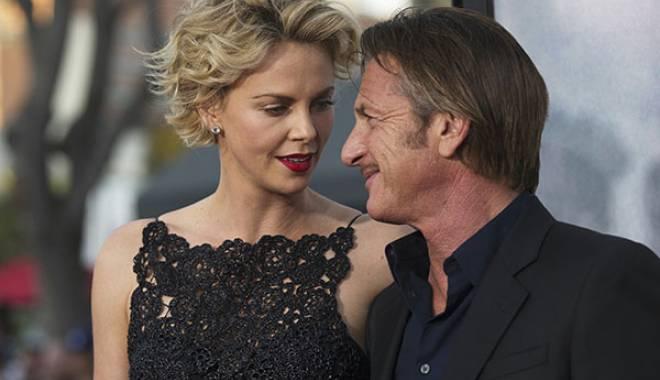 Foto: Cuplul Charlize Theron - Sean Penn s-a destrămat. Care este motivul