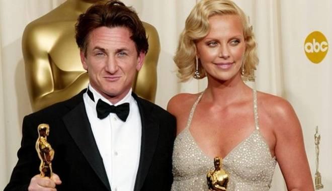 Foto: Ce au păţit Charlize Theron şi Sean Penn din cauza fiului adoptat