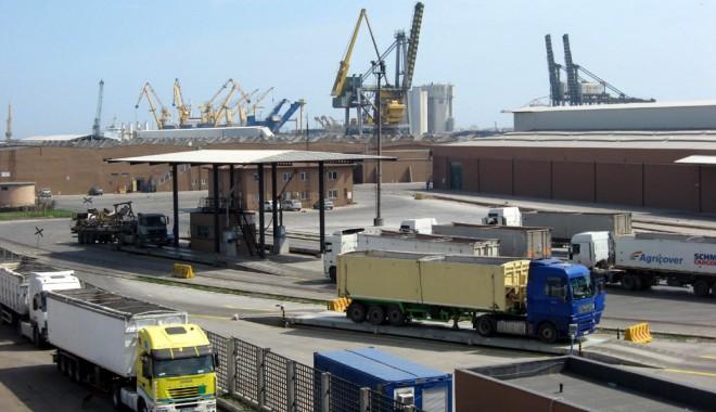 Profitabilitatea operatorilor din portul Constanţa e în declin
