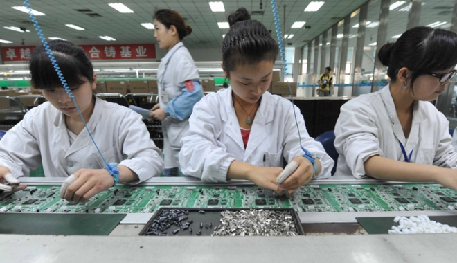 Foto: China, criticată de SUA şi UE pentru supraproducţie şi preţuri de dumping
