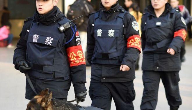 Foto: China a pedepsit peste 3.000 de persoane în campania împotriva crimei organizate