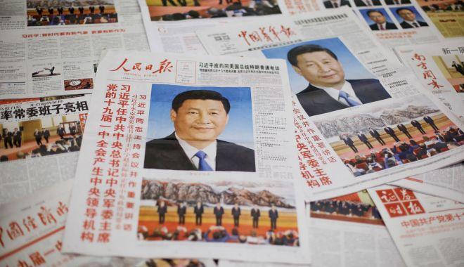 Foto: China îşi extinde controlul asupra media şi în afara frontierelor
