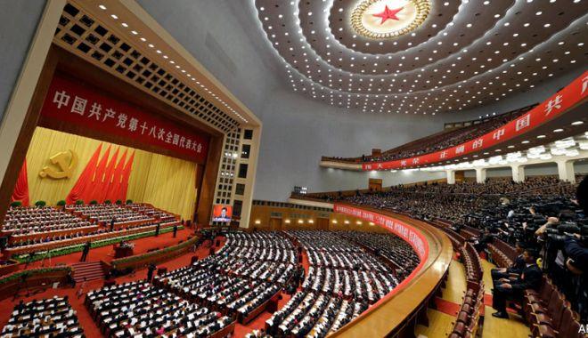 Foto: China: Adunarea Națională Populară  a abolit limitarea numărului de mandate prezidențiale
