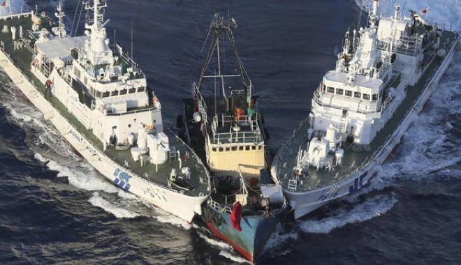 Foto: Eşec diplomatic. Tensiunile dintre China şi Japonia se amplifică