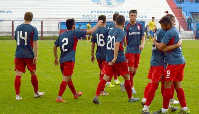 Foto: Fotbal / Chindia Târgoviște, a doua echipă promovată în Liga 1