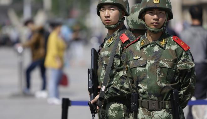 Foto: Atac armat în China. Două persoane, printre care şi primarul, au fost rănite