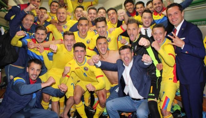 Foto: Cicâldău, gol pentru România în victoria din Elveţia