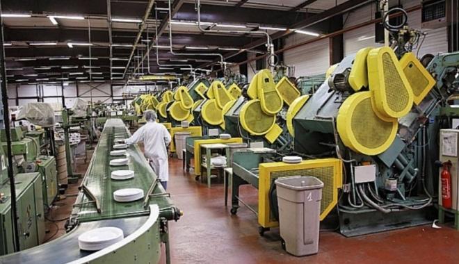 Foto: Cifra de afaceri din industrie a crescut cu 16,1%
