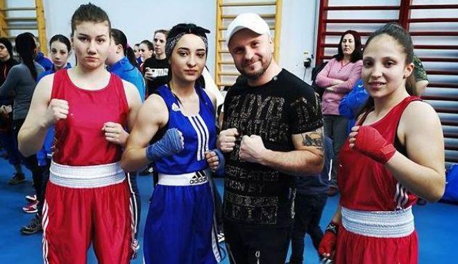 Foto: Cinci medalii de aur pentru Constanţa, la Cupa României la box