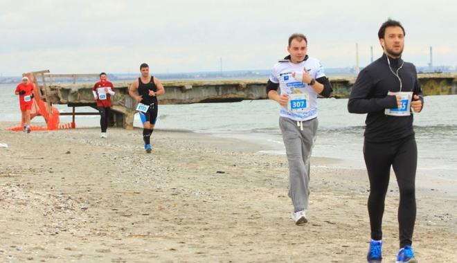 Foto: Cine se încumetă să alerge toţi cei 42 de kilometri?