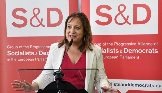 Foto: Cine este noul preşedinte al socialiştilor din Parlamentul European