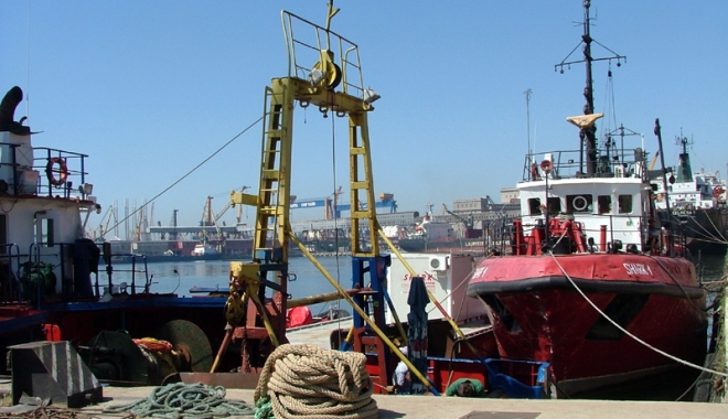 Foto: Cine a făcut profit în portul Constanţa, în 2016
