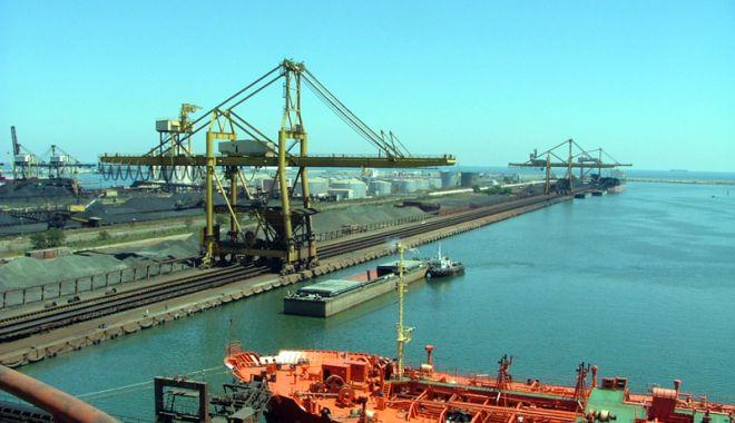 Foto: Cine a făcut profit în portul Constanța, în 2017