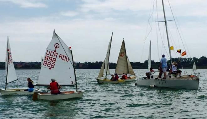Foto: Cine sunt câştigătorii Cupei Zilei Marinei Române la yachting