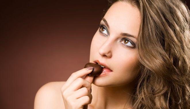 Foto: Ciocolata neagră, benefică organismului