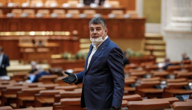 """Marcel Ciolacu: """"Ați transformat masa guvernului într-o tarabă a intereselor"""" - ciolacuataclaiohannis-1618507689.jpg"""