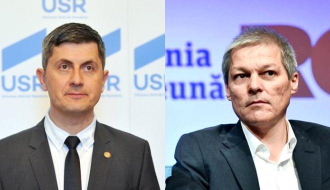 Foto: Dacian Cioloş, susţinut de USR la preşedinţia României?