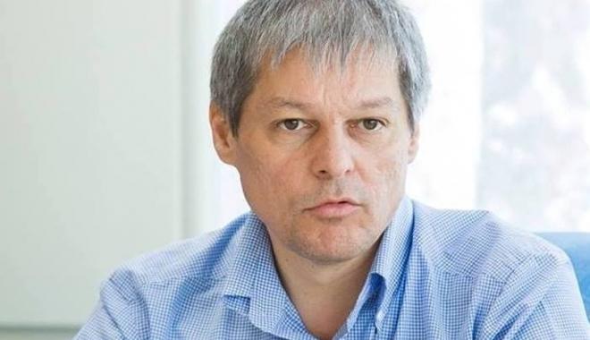 Dacian Cioloş, gata de guvernare cu USR si PNL: