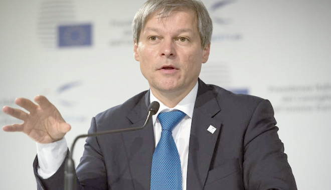 Foto: Dacian Cioloş: