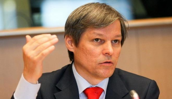 """Foto: Dacian Cioloş: """"Dacă vor fi alegeri anticipate, ne asumăm să fim parte a acestei soluții"""""""