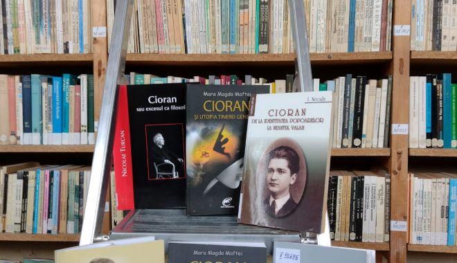 110 ani de la naşterea lui Emil Cioran. Operele sale sunt inestimabile - cioran-1617983950.jpg