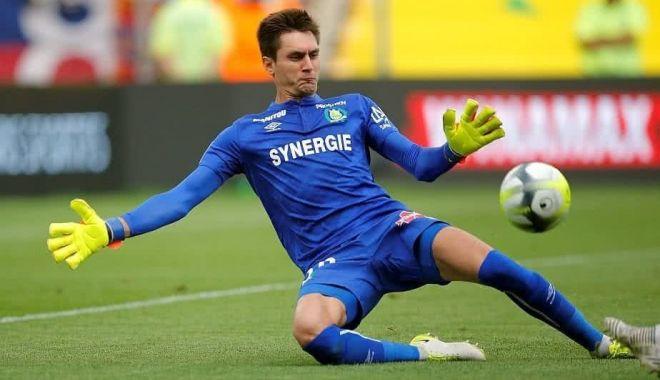 Foto: Ciprian Tătărușanu a semnat cu Olympique Lyon