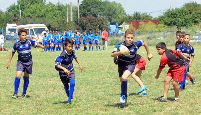 Foto: Circuitul Naţional de mini-rugby, etapa întâi