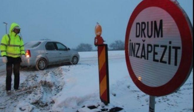 Foto: Trafic reluat pe pe autostrada A2 Bucureşti - Constanţa. Problemele persistă pe alte rute!