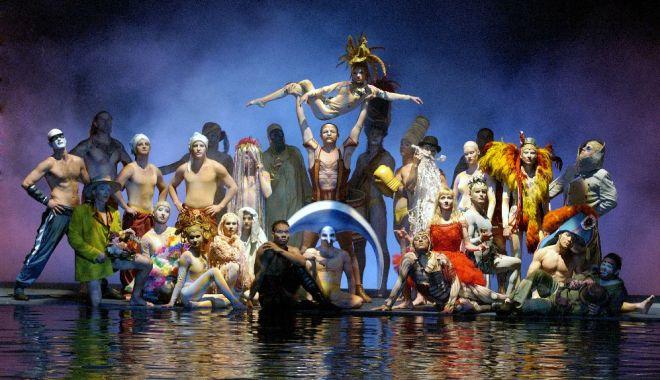 Foto: Cel mai cunoscut circ contemporan din lume se închide din cauza pandemiei, după 36 de ani de activitate