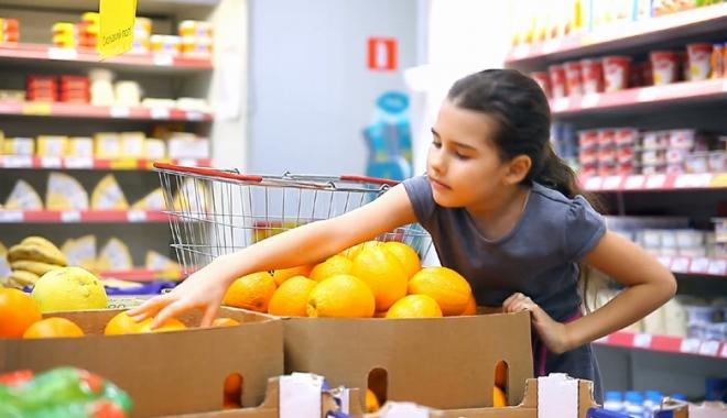 """Foto: Citrice tratate cu pesticide. """"Nu există  risc pentru sănătatea consumatorilor!"""""""