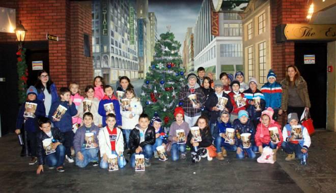 Foto: Cityplex și Cuget Liber au oferit cel mai frumos dar de Crăciun